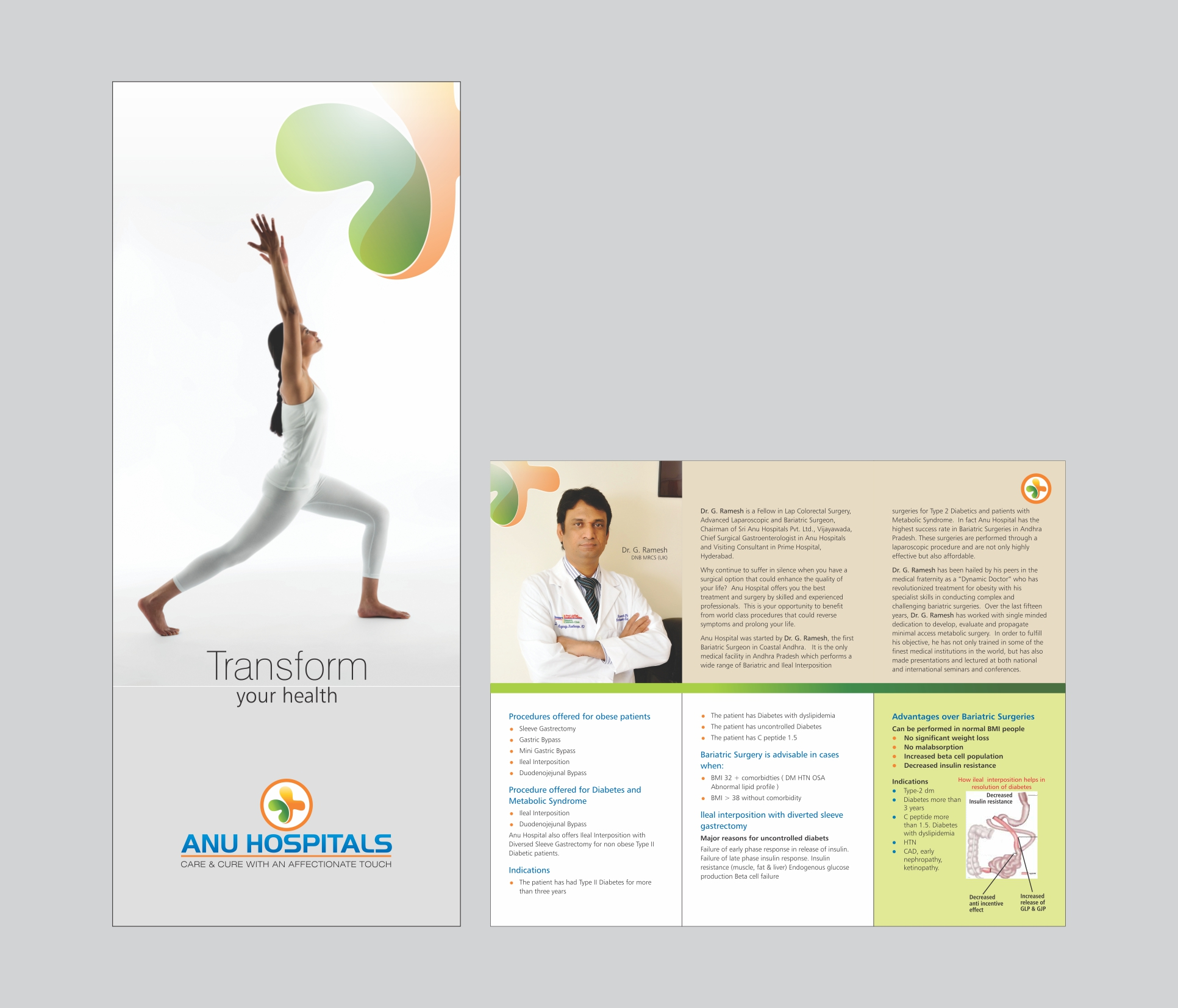 Bariatric Surgery Brochure